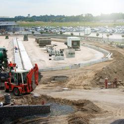 BIRCO Vliegveld Keulen-Bonn Systeemoplossingen