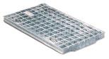 BIRCOsir – kleine Nennweiten nominale breedte 200 AS afdekkingen Mesh gratings I galvanised steel
