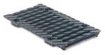 BIRCOsir – kleine Nennweiten nominale breedte 200 AS afdekkingen Ductile iron slotted gratings