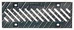 BIRCOsir – kleine Nennweiten nominale breedte 100 afdekkingen Design cast grating 'Diagonal'