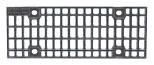 BIRCOsir – kleine Nennweiten nominale breedte 100 afdekkingen Mesh gratings