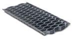 BIRCOsir – kleine Nennweiten nominale breedte 150 afdekkingen Honeycomb grating I ductile iron