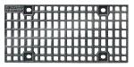 BIRCOsir – kleine Nennweiten nominale breedte 150 afdekkingen Mesh grating ductile iron