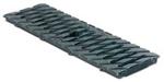 BIRCOlight nominale breedte 100 AS afdekkingen Ductile iron slotted gratings