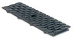 BIRCOlight nominale breedte 100 AS afdekkingen Ductile iron slotted gratings I narrow slots