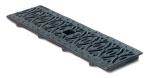BIRCOlight nominale breedte 100 AS afdekkingen Design ductile iron grating 'Ellipse'