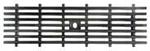 BIRCOlight nominale breedte 100 AS afdekkingen Longitudinal bar gratings I ductile iron