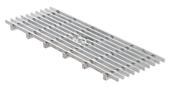 BIRCOlight nominale breedte 150 AS afdekkingen Gitterroste mit Flachrandeinfassung Rutschhemmklasse R11/V10