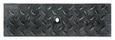 BIRCOlight nominale breedte 100 AS afdekkingen Pattern-rolled ductile iron cover I solid