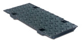 BIRCOcanal nominale breedte 150 afdekkingen Bulb ductile iron covers I for supply channels with angles