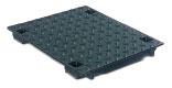 BIRCOcanal nominale breedte 300 afdekkingen Bulb ductile iron covers I for channels with angles
