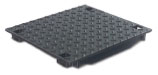 BIRCOcanal nominale breedte 400 afdekkingen Bulb durctile iron covers I for supply channels with angles