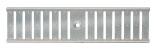 BIRCOtop serie F zonder zichtbare rand 130 (buitenbreedte) Afdekkingen Slotted gratings
