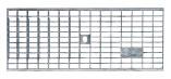 BIRCOtop serie F zonder zichtbare rand 210 (buitenbreedte) Afdekkingen Mesh grating I MW 30/10