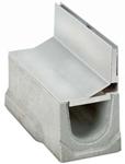 BIRCOspleetopzetstukken nominale breedte 150 AS Spleetopzetstuk Slotted steel covers I asymmetrical I material thickness 4 mm