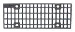 BIRCOprotect nominale breedte 100 afdekkingen Cast mesh gratings