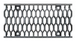 BIRCOprotect nominale breedte 150 afdekkingen Cast honeycomb grating
