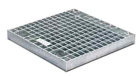 BIRCOdicht puntafwatering zonder nominale breedte afdekkingen Mesh gratings for point drainage 40/40. mesh width 20/30 or 20/12