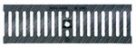 BIRCOprofil 160 (buitenbreedte) Afdekkingen Ductile iron slotted gratings